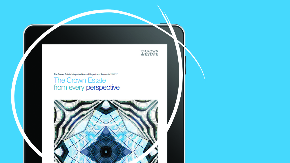 The Crown Estate's 2016 integrated report exemplifies best practices in Integrated Reporting.