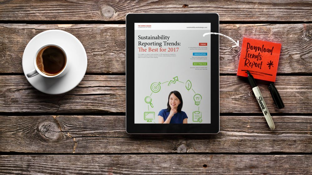 The Works' Sustainability Reporting Trends is available for download in PDF Format.