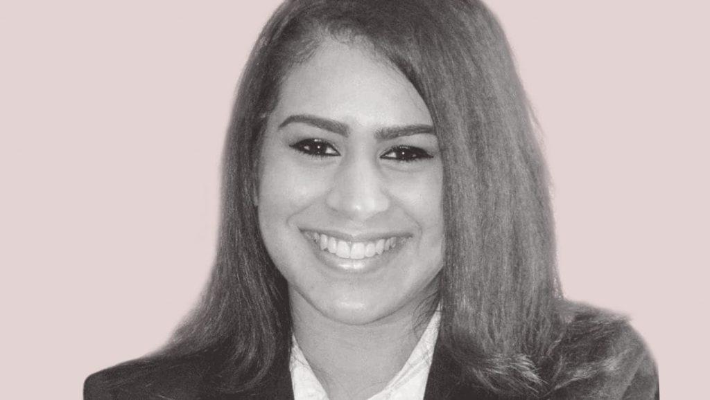 Aishwarya Ramchandran, SustainabilityAnalystIntern